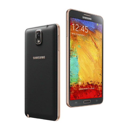 Samsung Galaxy Note 3 Gold