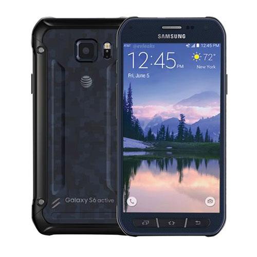 Samsung Galaxy S6 Active Black
