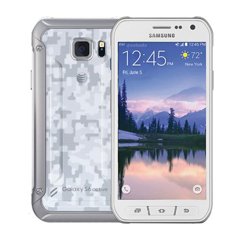 Samsung Galaxy S6 Active White