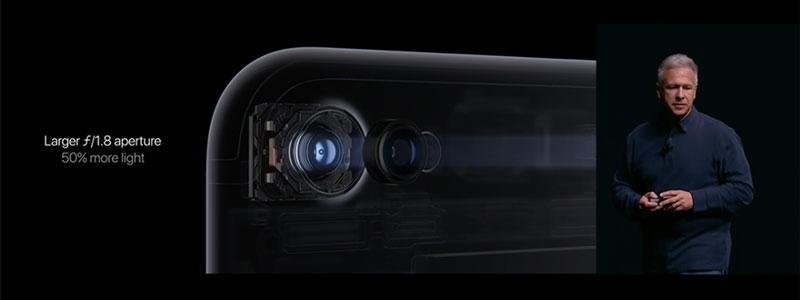 camera iphone 7 f1.8