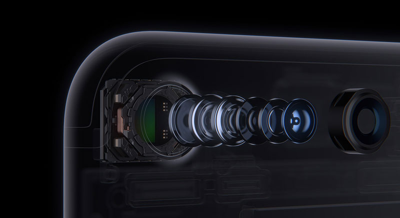camera iphone 7 lens large 2x