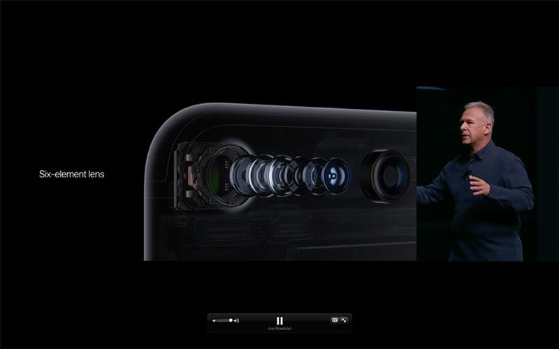 camera iphone 7 six lens