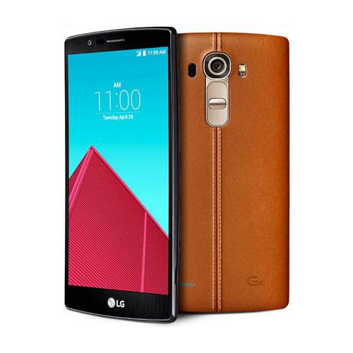 LG G4 Nắp da bò