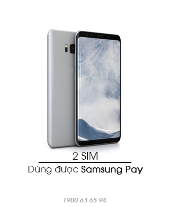 Samsung-Galaxy-S8-quoc-te-2sim-Arctic-Silver-asmart-da-nang
