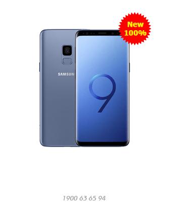 Samsung-Galaxy-S9-Coral-Blue-new-100%-asmart-da-nang