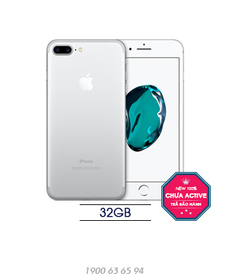 iPhone-7-plus-32GB-Silver-chua-active-TBH-asmart-da-nang