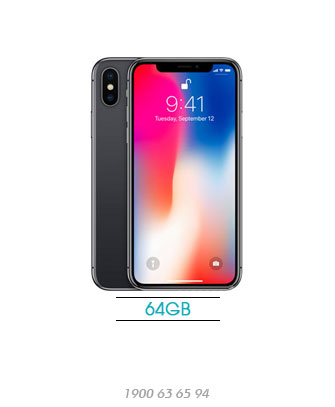 iPhone-X-64GB-black-new-100%-asmart-da-nang