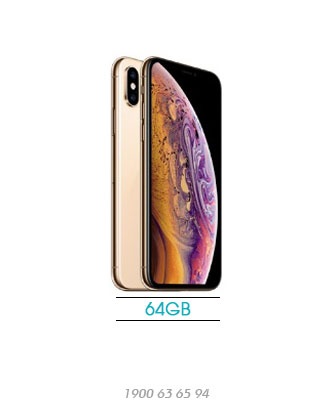 iPhone-XS-64GB-Gold-new-100%-asmart-da-nang