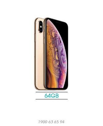 iPhone-XS-64GB-Gold-new-100%-asmart-da-nang