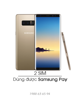 Samsung-Galaxy-Note-8-quoc-te-2sim-Maple-Gold-asmart-da-nang