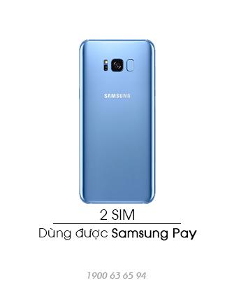 Samsung-Galaxy-S8-Plus-quoc-te-2sim-Coral-Blue-asmart-da-nang
