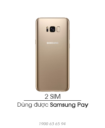 Samsung-Galaxy-S8-Plus-quoc-te-2sim-Maple-Gold-asmart-da-nang