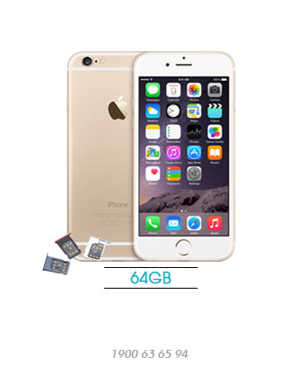 iPhone-6-Lock-64GB-Gold-asmart-da-nang
