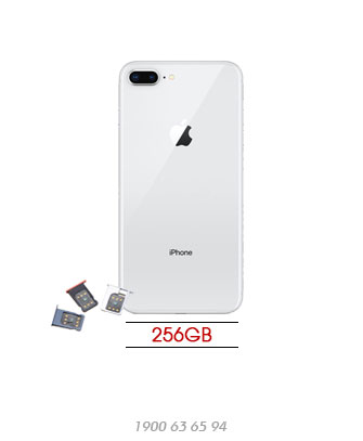 iPhone-8-Plus-Lock-256GB-Silver-asmart
