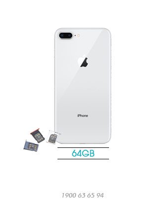 iPhone-8-Plus-Lock-64GB-Silver-asmart