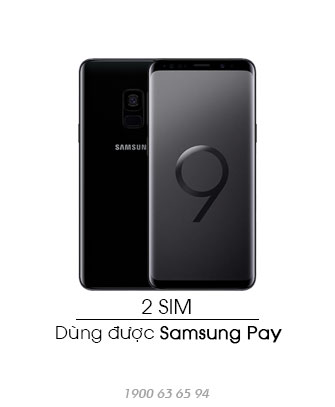 Samsung-Galaxy-S9-quoc-te-2sim-Midnight-Black-asmart-da-nang