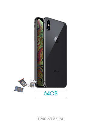 iPhone-XS-Max-Lock-64GB-gray-asmart-da-nang