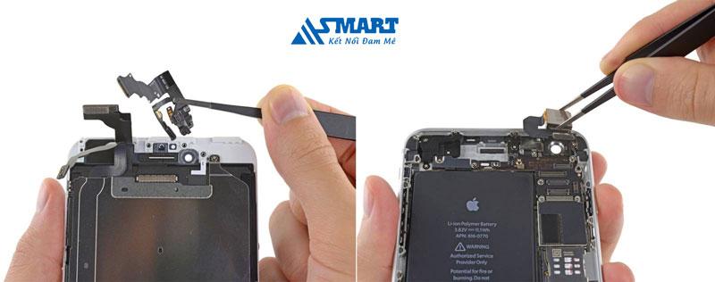 quy-trinh-thay-camera-truoc-sau-cho-iphone-5-tai-asmart